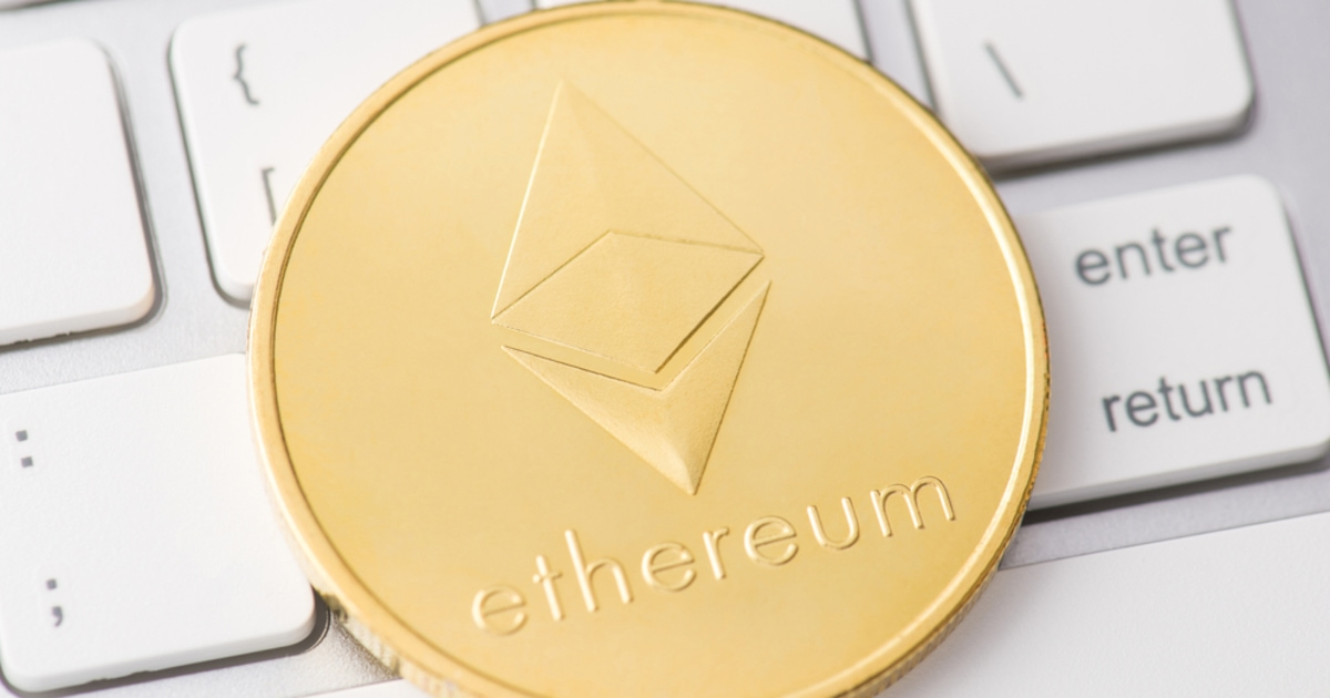 Ethereum's Price Drops By More Than 10% from a Record High of $2,600