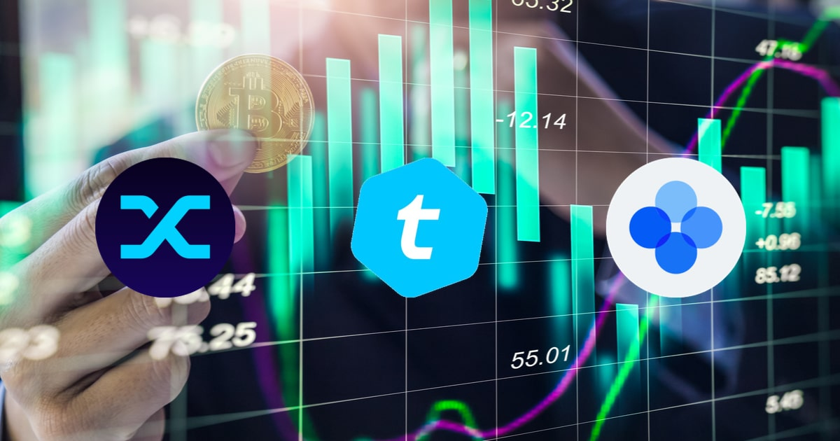 Leading Altcoins in the Market Uptrend Today: SNX, TEL, and OKB