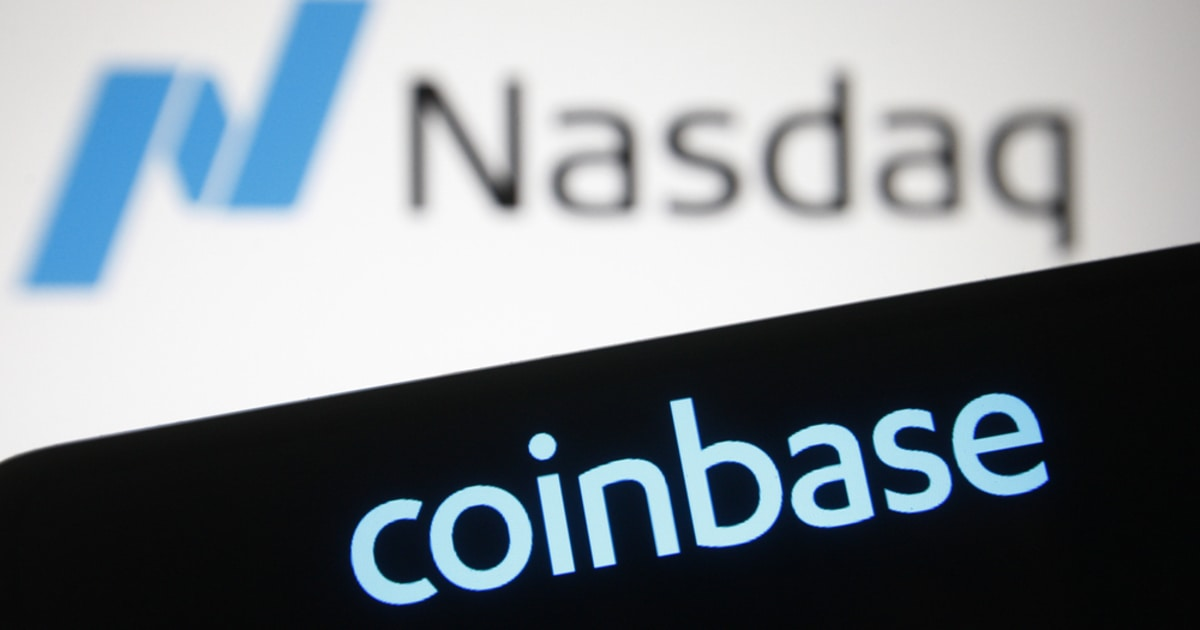 Coinbase ($COIN) Begins Trading on Nasdaq, Marking a Historic Moment for Crypto