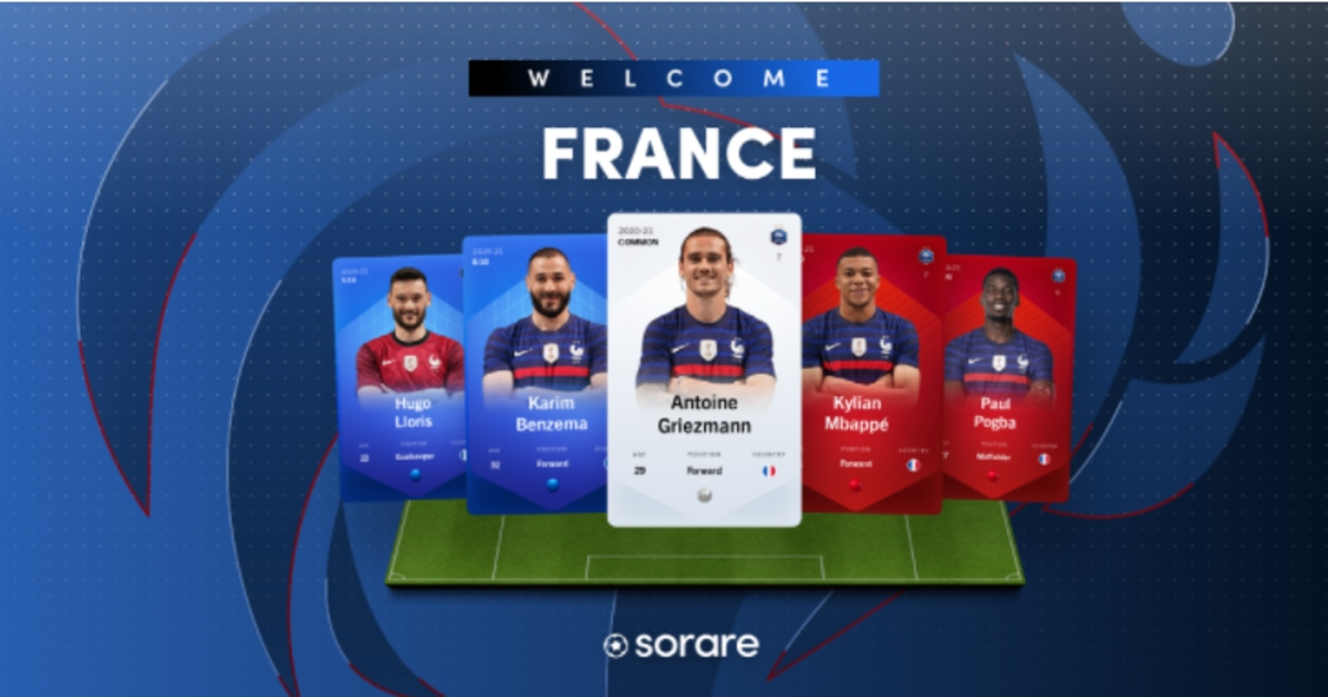 French Football Federation Explores Player NFT Cards in Partnership with Sorare