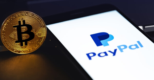 Paypal Now Offers Crypto Trading in the UK as little as £1