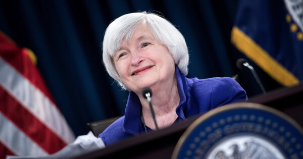 US Treasury Secretary Janet Yellen Cites Crypto's Growing Role in Terrorism Finance
