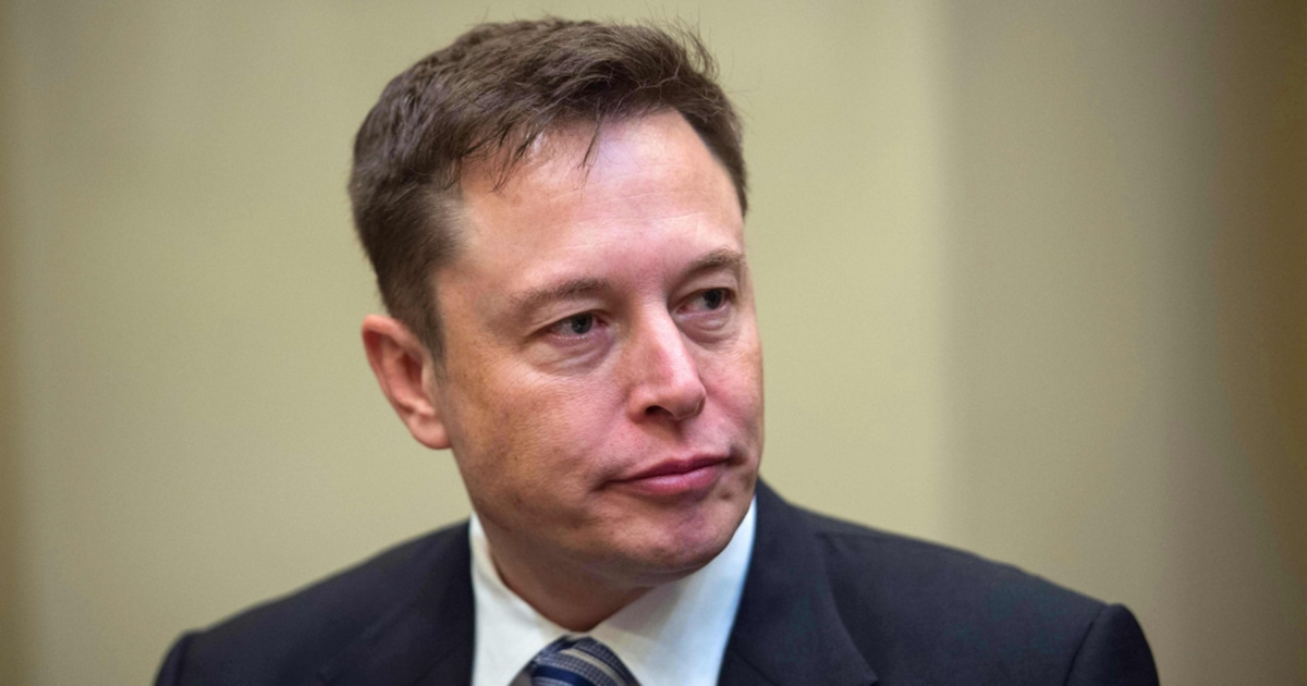 The US Government Should Not be Involved in Regulating Crypto: Elon Musk