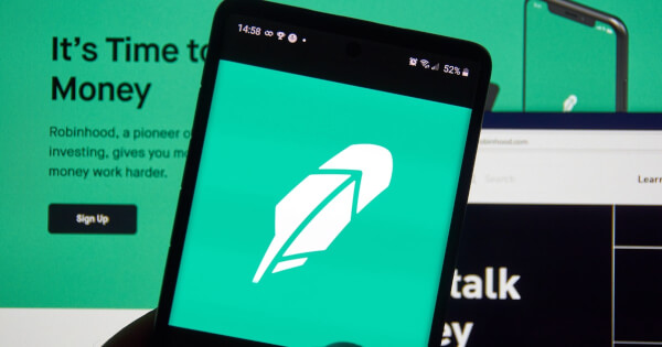 Robinhood Files for US IPO, Says Crypto Transactions Accounts for 17% of Revenue