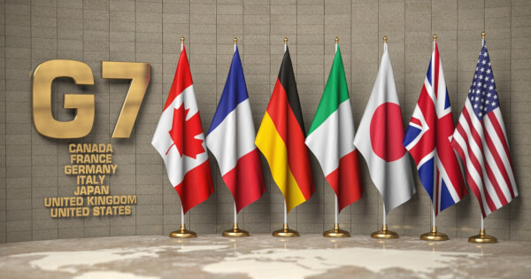 G7 Set to Release the Guidelines for the Creation of CBDCs