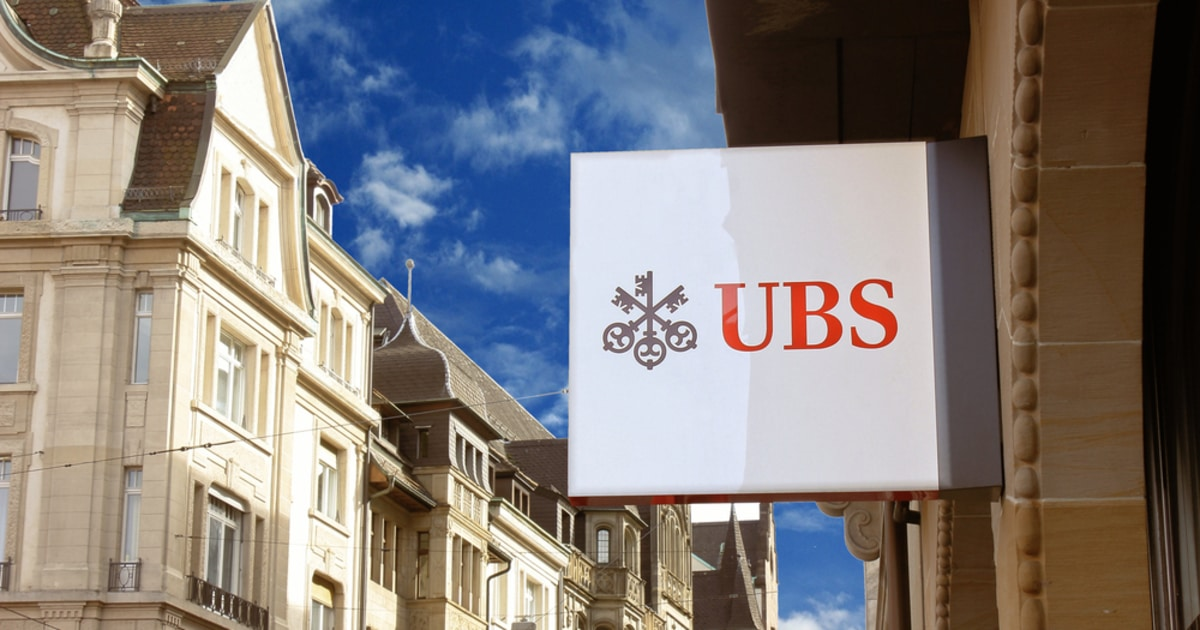 Swiss Banking Giant UBS to Offer Crypto Services to its Clients