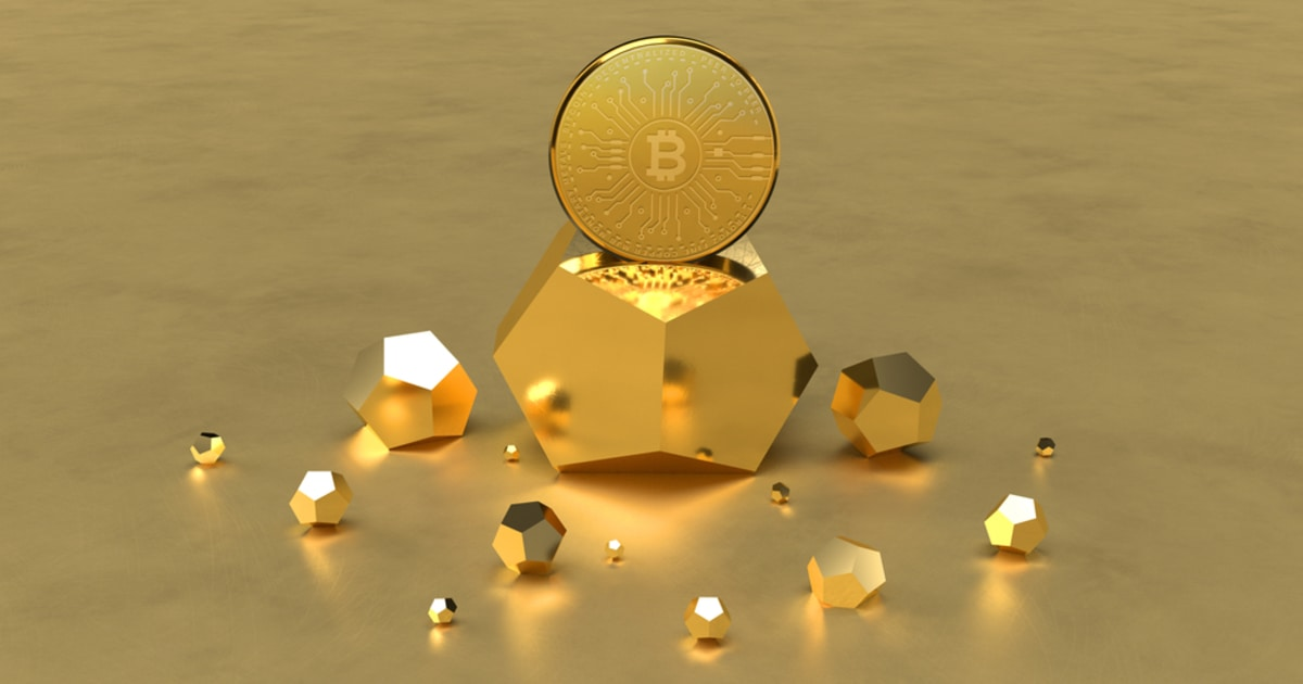 Bitcoin outshines gold