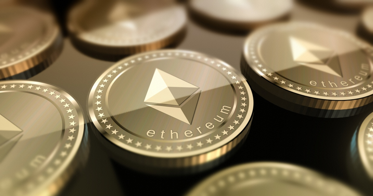 The Number of Ethereum Transfers Hit a Monthly Low