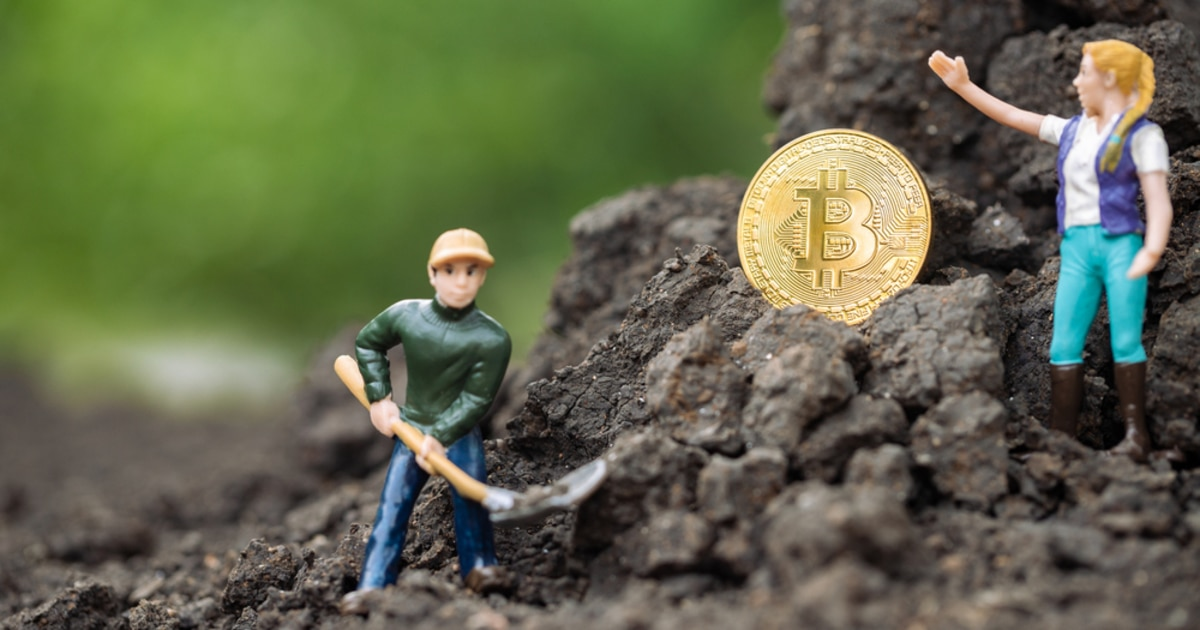 Bitcoin Miners' Wallet Net Flows Are Increasingly Turning Negative