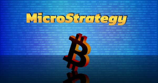 Microstrategy Stock Sees Insider Selloffs With Bitcoin's Latest Correction
