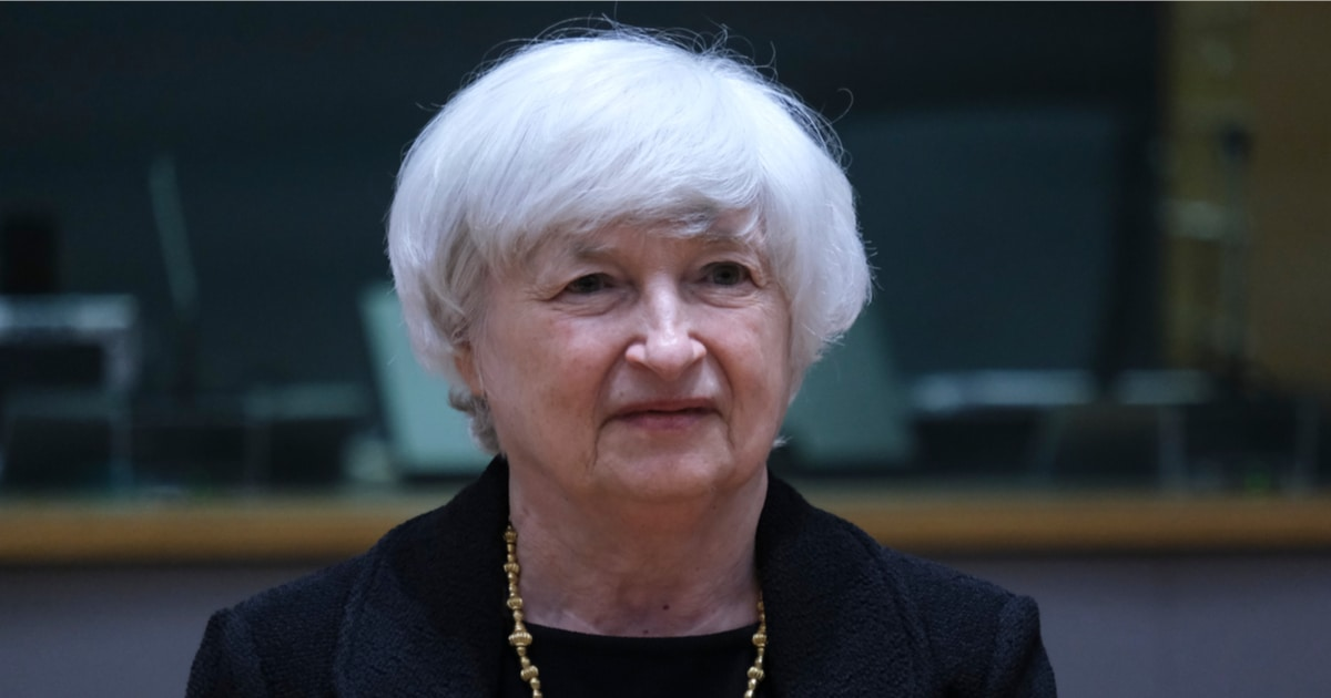 Janet Yellen Urges Regulators to Move Fast on Regulating Stablecoin Rules