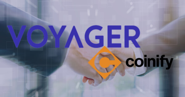 Crypto Trading Platform Voyager Digital Acquires Crypto Payments Company Coinify for $85M