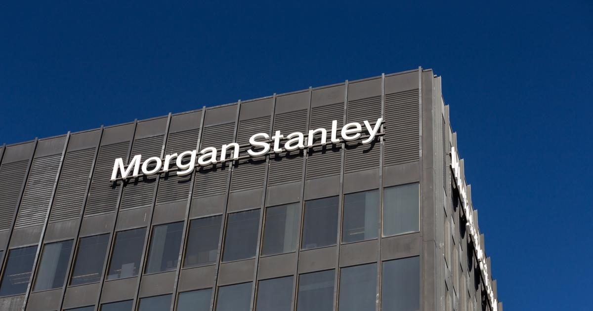 Morgan Stanley Buys Up To $40 Million Worth of Grayscale Bitcoin Trust Shares