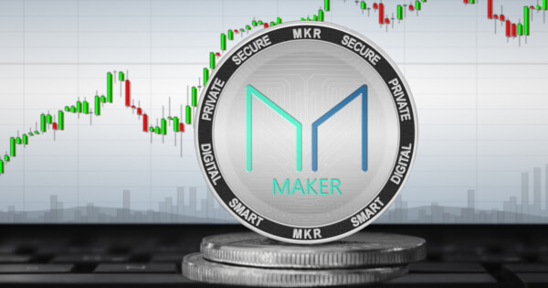 Maker Hits a New All-Time High Close to the $5,000 Mark