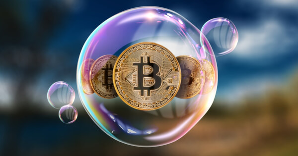 Billionaire Bond Manager Jeff Gundlach Says Bitcoin Looks Like A Bubble Waiting to Burst