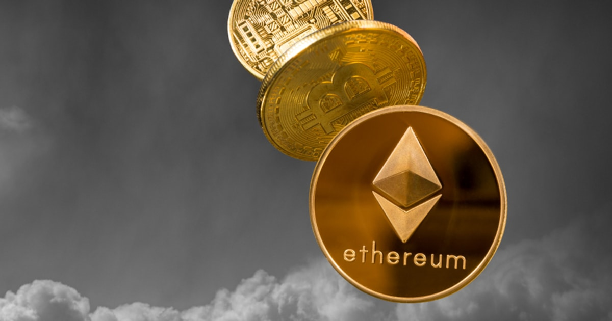 ETH Price Plunges as Ethereum Gas Fees Make DeFi Unusable