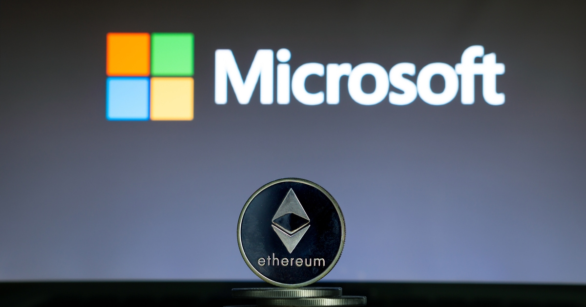 Microsoft Fights Piracy by Using Ethereum Blockchain