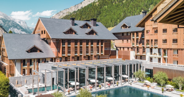 Swiss's Luxury Hotel Chedi Andermatt Accepts Cryptocurrency Payments