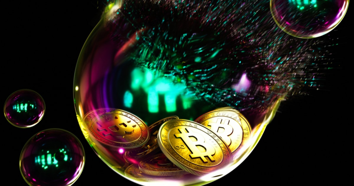 Deutsche Bank Survey Places Bitcoin, Tesla, and US Tech Stocks as The Biggest Market Bubbles