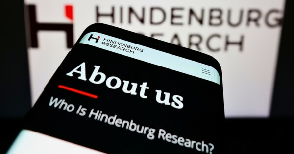 Hindenburg Research Hunts $1M Bounty for Information on Tether's Dollar Reserve