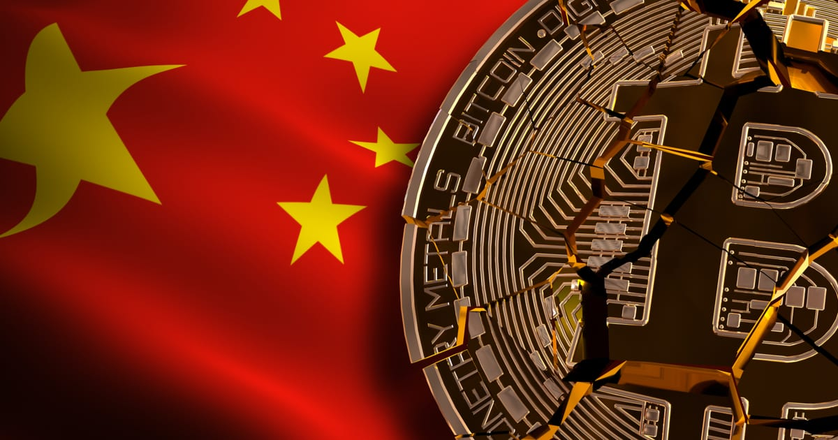 Bitcoin Mining in China Dropped before the Latest Crackdown