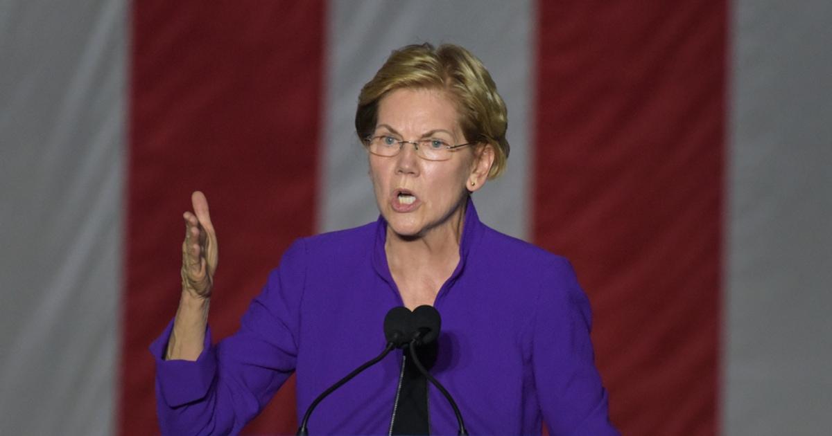 US Senator Warren Urged To Regulate Cryptocurrencies