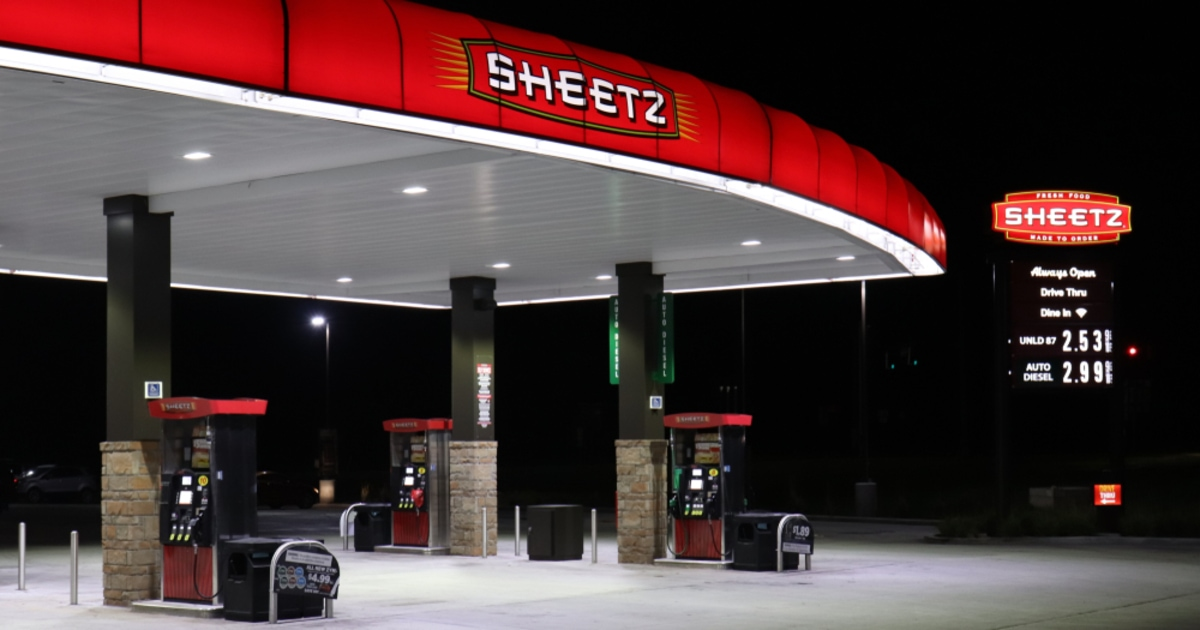 American Convenience store chain Sheetz To Accept cryptocurrencies as payment option