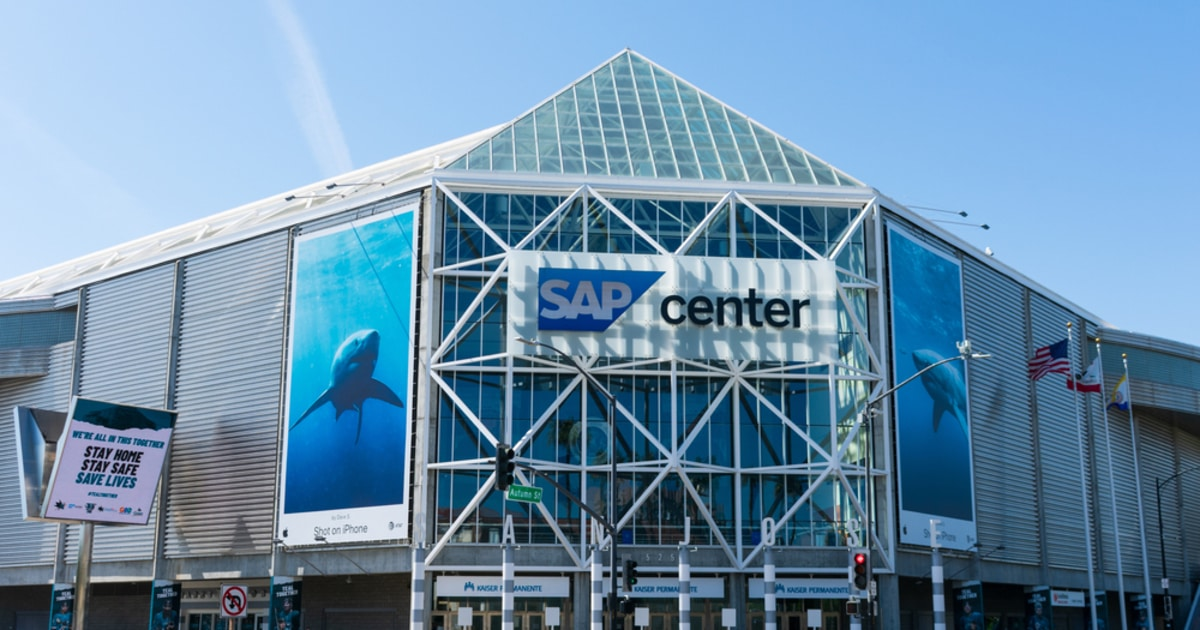 NHL- San Jose Sharks To Accept Crypto for Tickets and Merchandise Sales