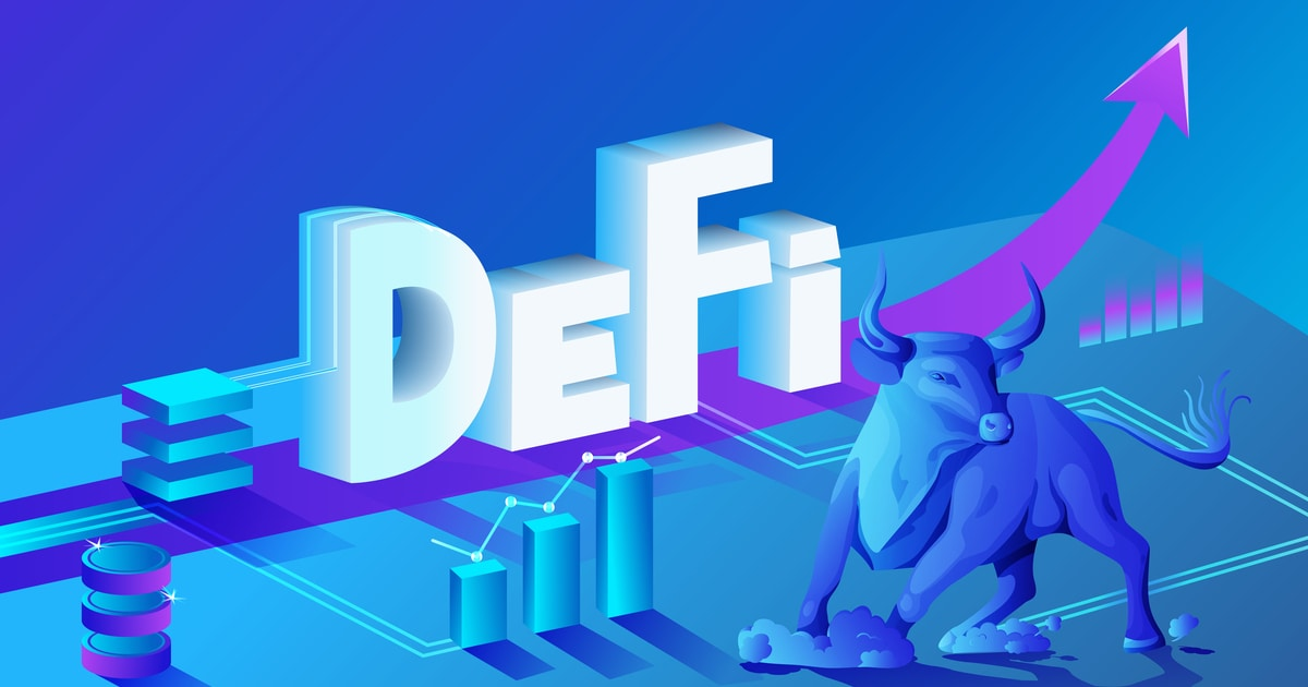 Total Value Locked in DeFi Hits $30 Billion as Positive Sentiment Surrounds Cryptocurrency Market0