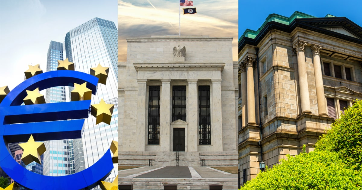 Three Major Central Banks Play a Pivotal Role in Bitcoin Adoption