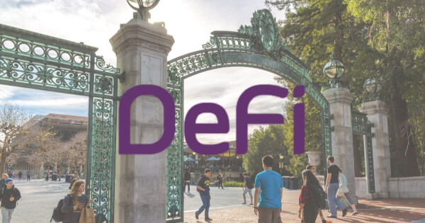 UC Berkeley Launches Defi MOOC to Students and Opens to The Public