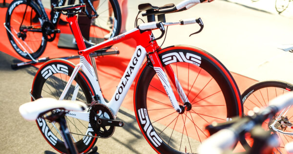Non-Fungible Token (NFT) Collection - Colnago Deploys Blockchain-Powered Digital Passport for Seamless Cycling Experience