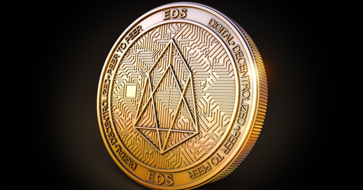 EOS Price Surges by 110% Within Three Days