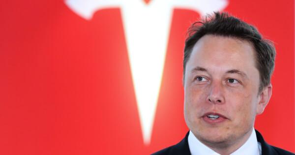 Elon Musk Says