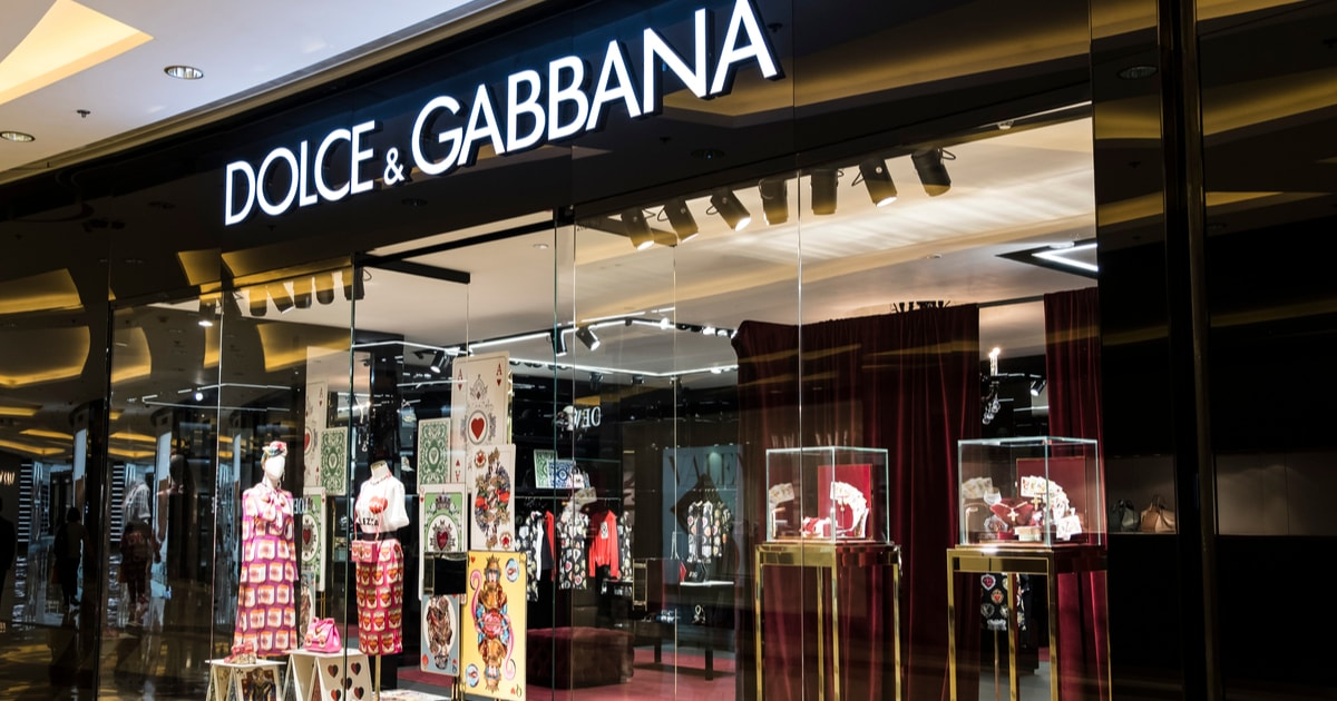 Dolce  &  Gabbana Launches First NFT Collection