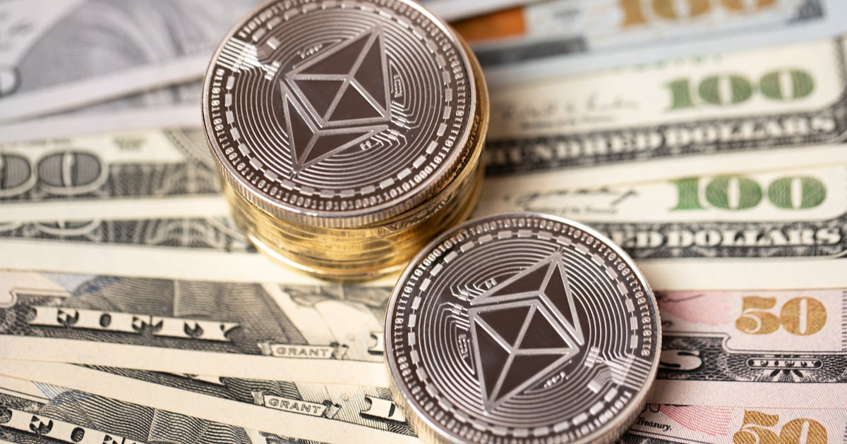 Ethereum is Settling Three Times More Value On-Chain Than Bitcoin Daily