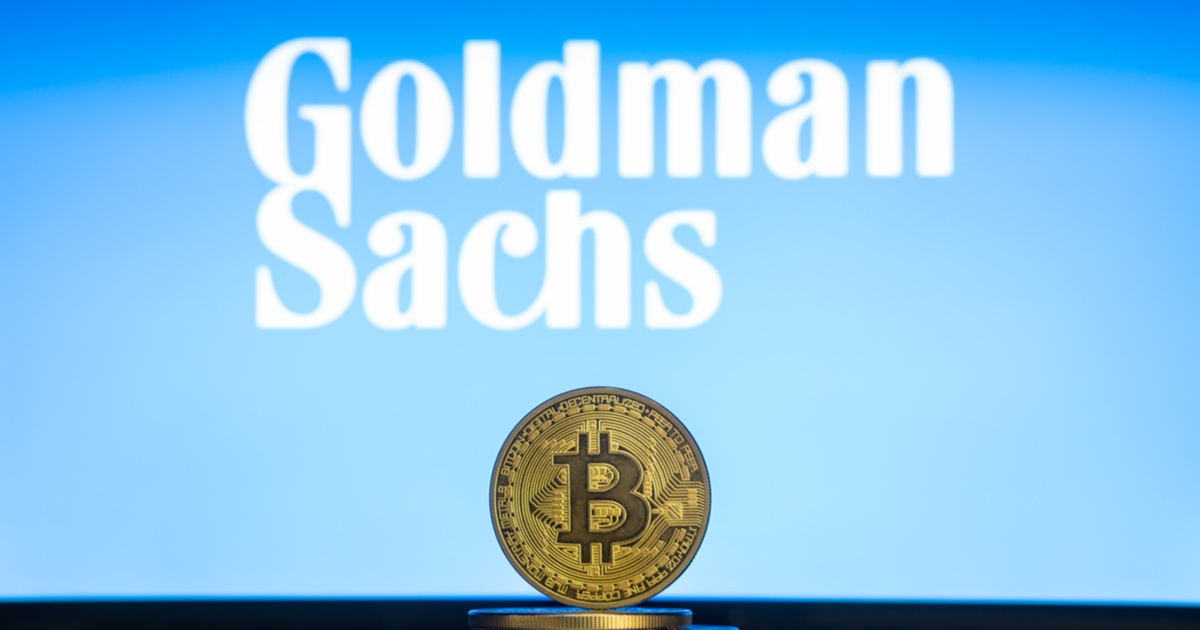 Goldman Sachs Applies for a DeFi and Blockchain ETF to Optimize Investment Results