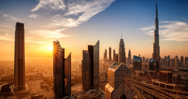 Crypto Businesses Given the Green Light to Set Up in Dubai's Free Zone