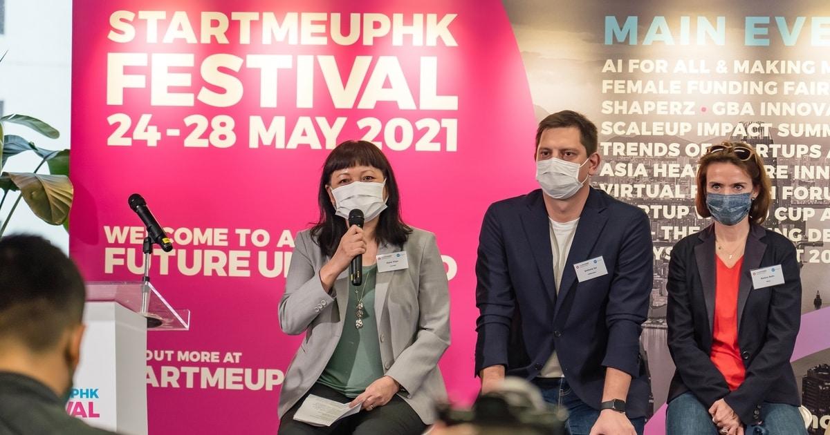 InvestHK Reveals Details of Virtual StartmeupHK Festival 2021