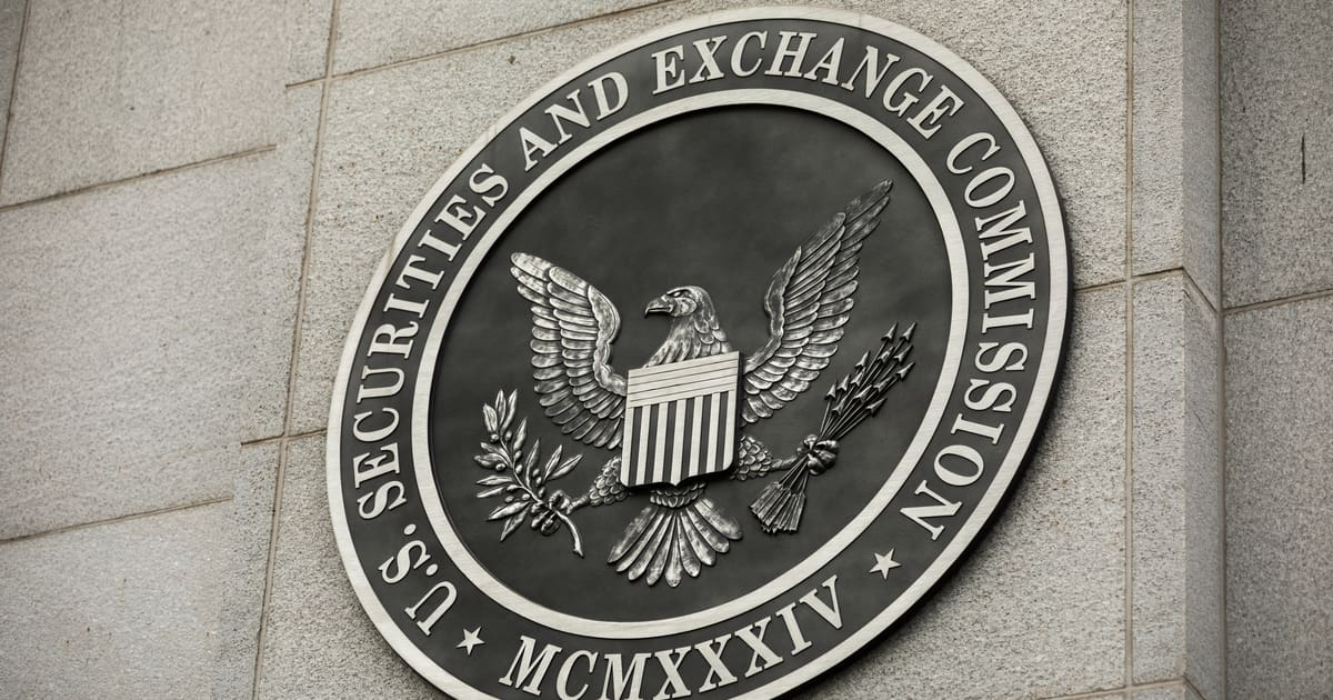 The US SEC Charges DeFi Money Market and Founders with Fraudulent $30 Million Offerings