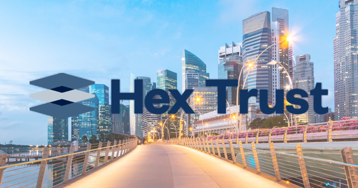 Crypto Assets Custodian Hex Trust Acquires Key License from MAS