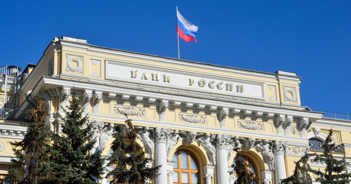 Russia's Central Bank Orders Local Stock Exchanges to Avoid Listing Crypto-Related Funds