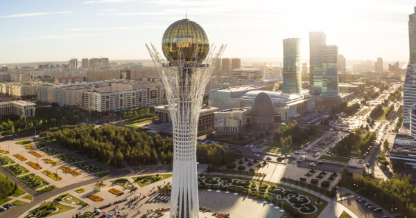 Kazakhstan to Embrace Cryptocurrency with Exchanges