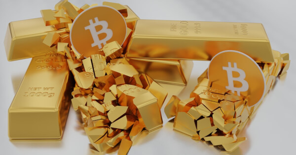 Gold Regains Its Old Shines While Bitcoin Struggles to Maintain $37,500 Level