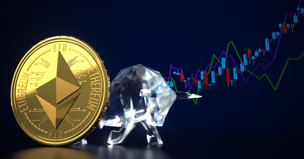 Institutional Adoption is Playing a Part in the Next Leg of Ethereum's Bull Run