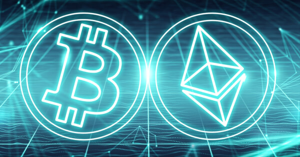 A High Correlation Regime Between Bitcoin and Ethereum Persisted Since 2018
