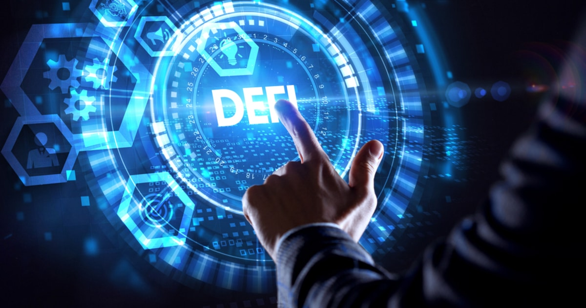 DeFi Grows as Total Value Locked Tops $50 Billion