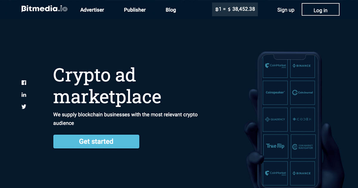 Bitmedia is Revolutionizing Advertising for Crypto Projects!