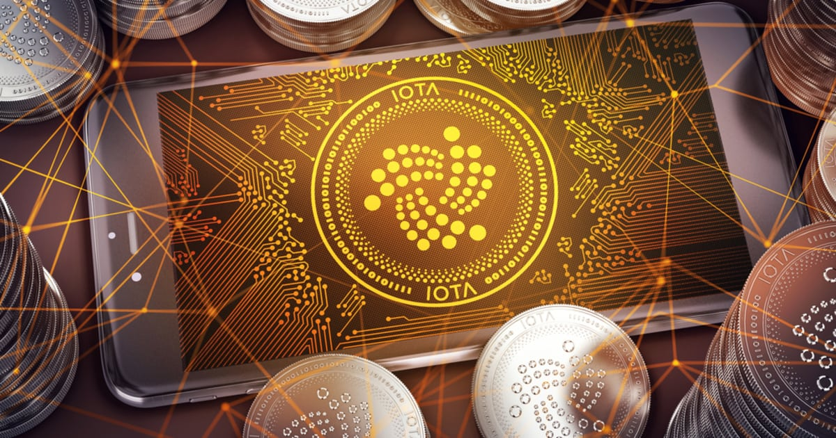 IOTA's Bullish Momentum Continues as Chrysalis Phase 2.0 to be Launched Soon