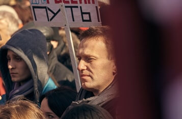Russia's Detained Opposition Leader Alexei Navalny receives $120,000 in Bitcoin Donations as Protests Rage in Moscow